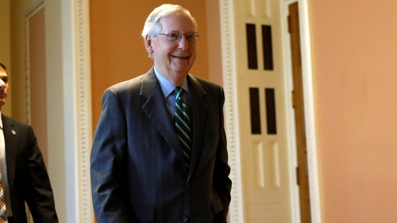 Senate Republicans unveil health care overhaul
