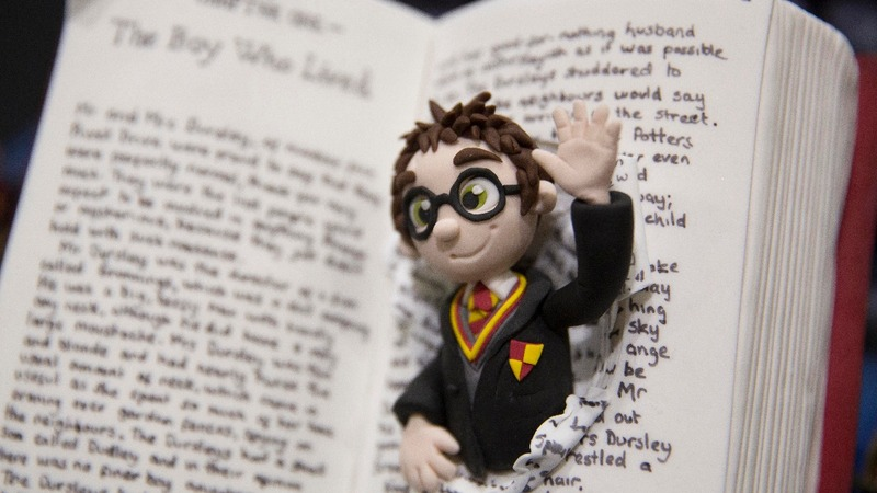In Pictures: Harry Potter turns 20