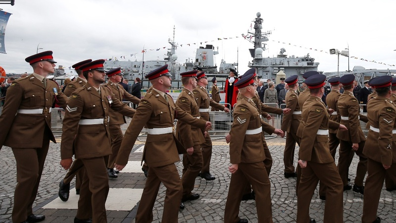 INSIGHT: Celebrating Armed Forces Day in the UK