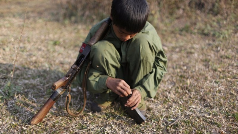 Exclusive: U.S. to drop Iraq,  Myanmar from child soldiers' list