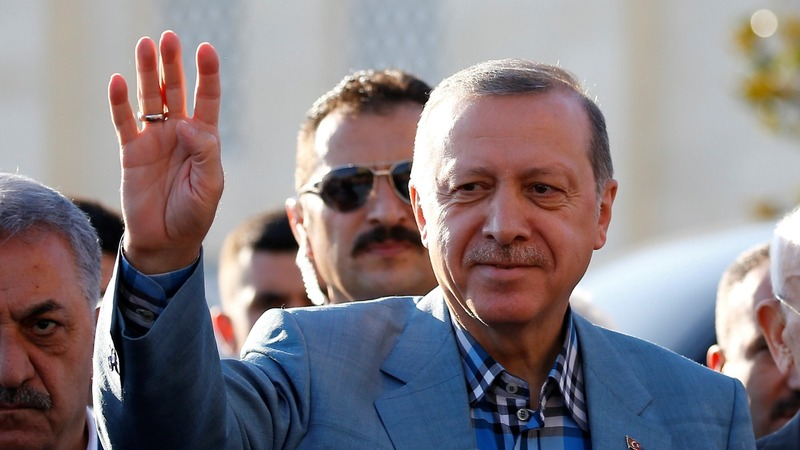 Turkey's Erdogan says Arab demands on Qatar unlawful