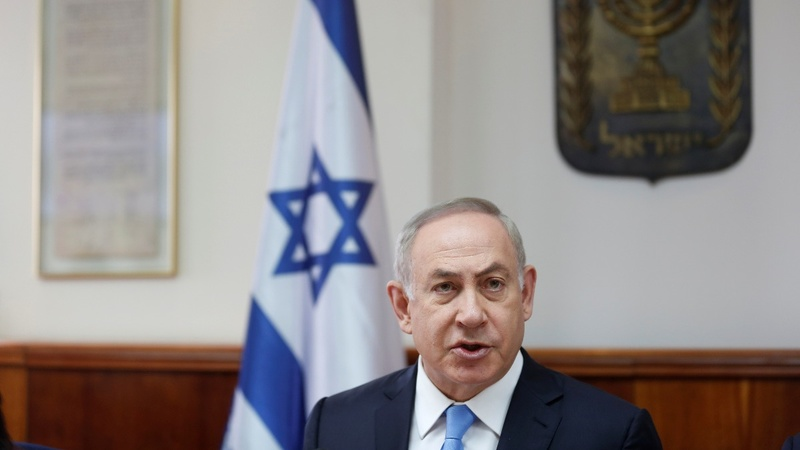 Netanyahu: Israel won't tolerate attacks