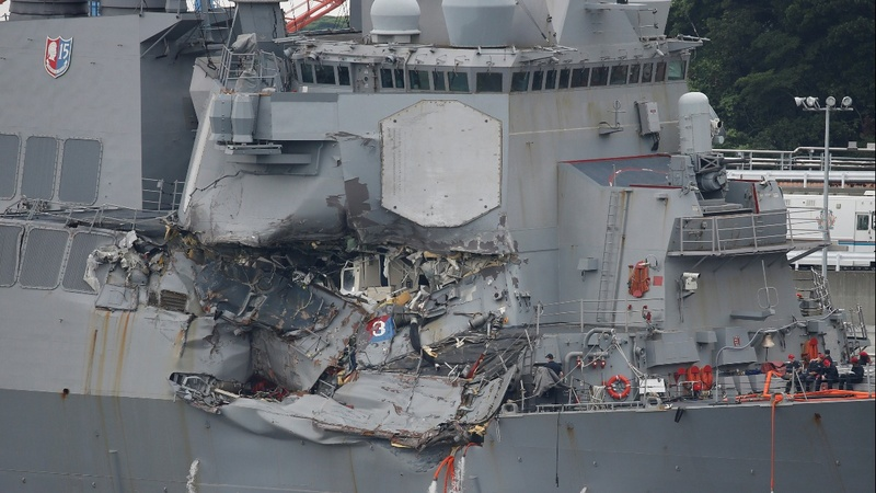 Exclusive: U.S. warship may have ignored warning