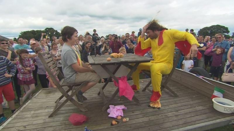 INSIGHT: Canadians smash UK egg tournament