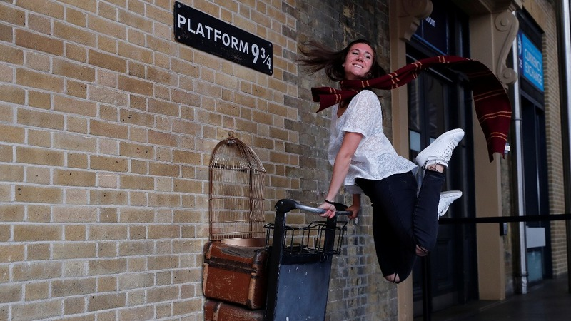 INSIGHT: Fans celebrate as Harry Potter turns 20