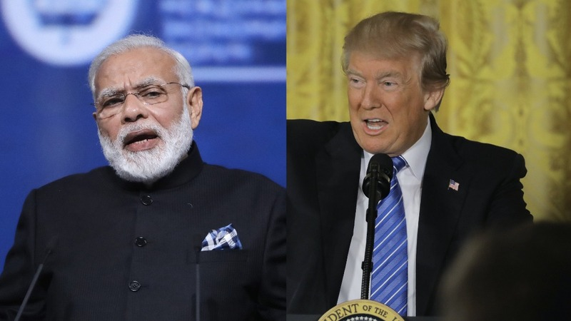 Trump, Modi seek rapport despite policy frictions