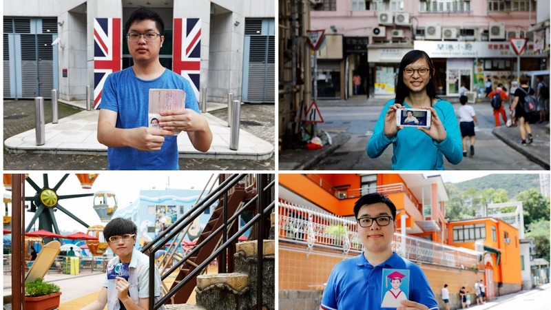 Hong Kong youths turn their back on Chinese identity
