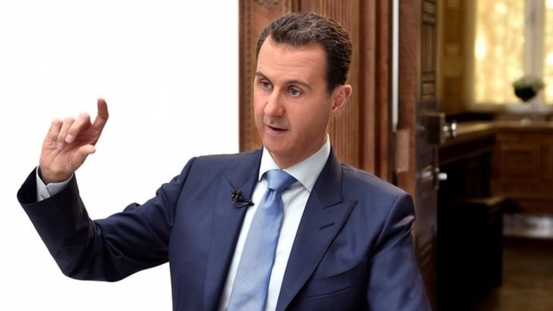 U.S. warns Syria over potential chemical attack
