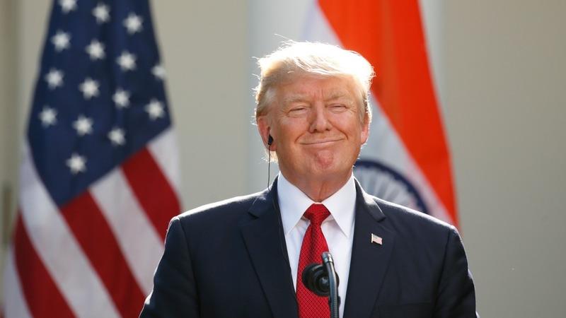 U.S. global image plunges under Trump - poll
