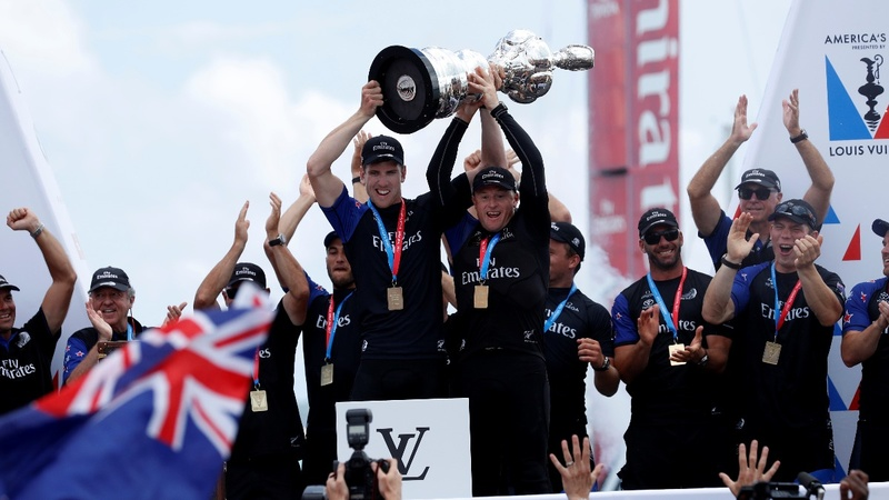 INSIGHT: New Zealand beat U.S. to America's Cup