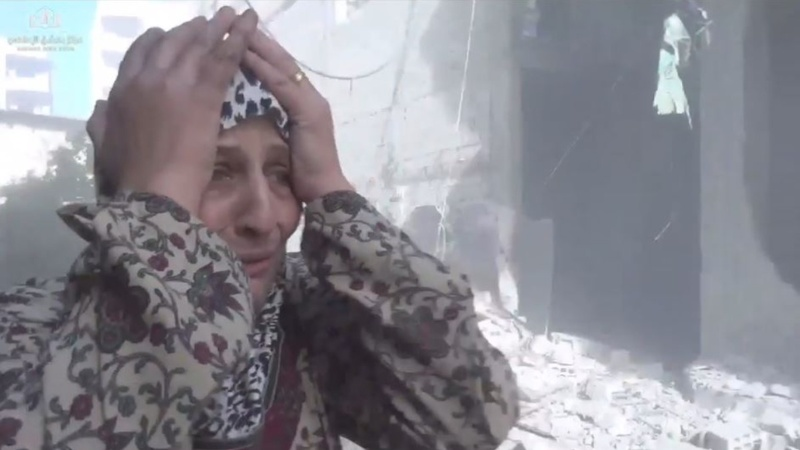 INSIGHT: Kids saved after Syria missile strike