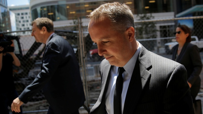 Pharmacy executive gets 9 yrs in prison for deadly drug scandal
