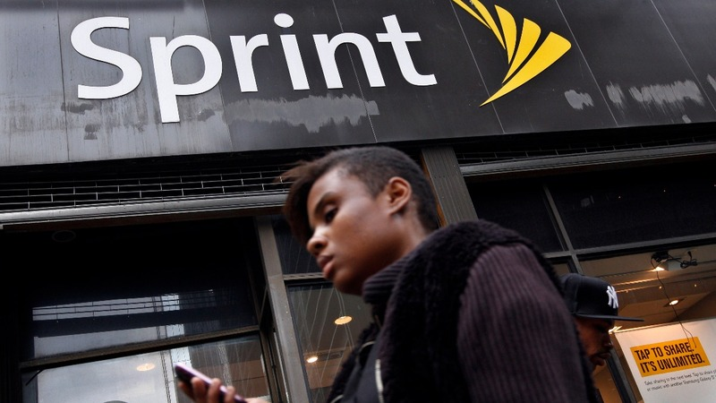 Sprint shares rally on Comcast, Charter talks