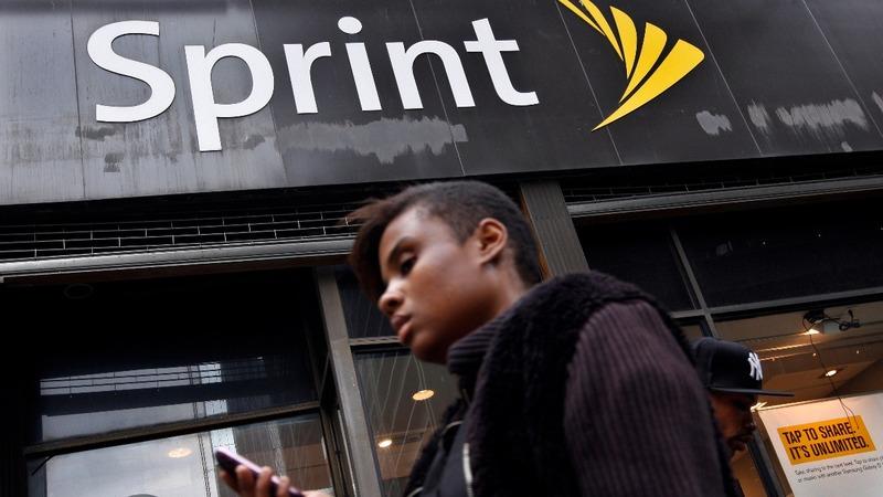 Sprint shares rally on Comcast, Charter talks