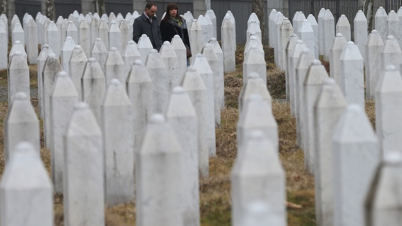 Dutch ruled liable in Srebrenica massacre