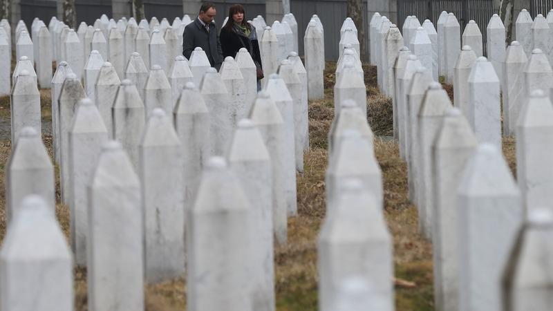 Dutch ruled liable in Srebrenica massacre
