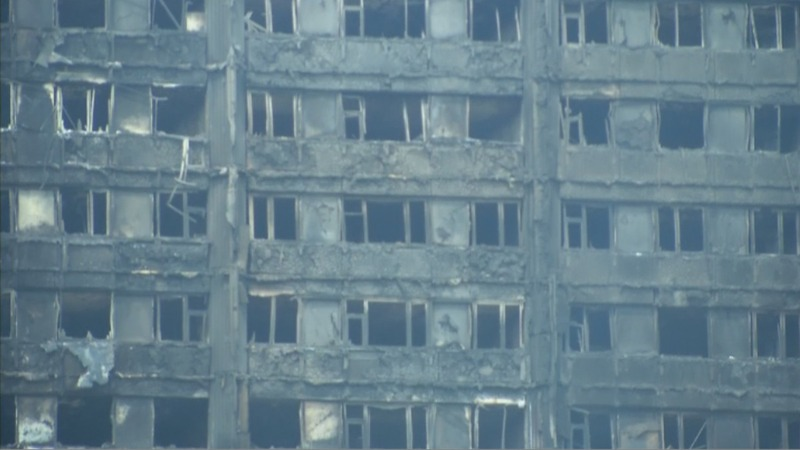95 towers fail safety tests after London fire