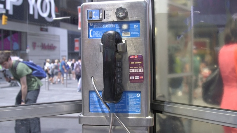 Immigrants find a voice in NYC phone booths