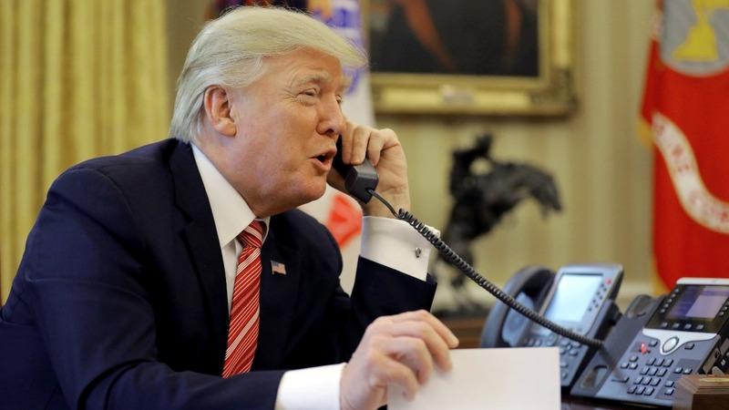 INSIGHT: Trump calls Irish PM, calls over Irish reporter