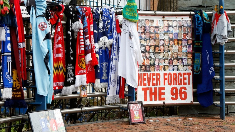 Six charged over 1989 UK stadium disaster
