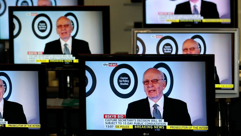 UK kicks Murdoch's Sky bid down the road