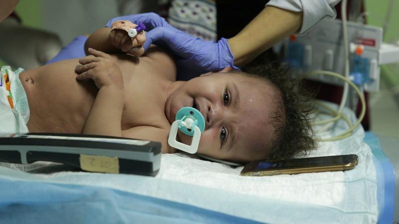 INSIGHT: Foreign doctors treat children in Libya