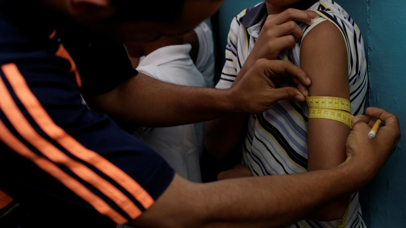 Venezuelan kids dying from preventable diseases amid crisis