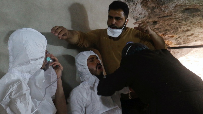 Sarin used in Syria attack - watchdog