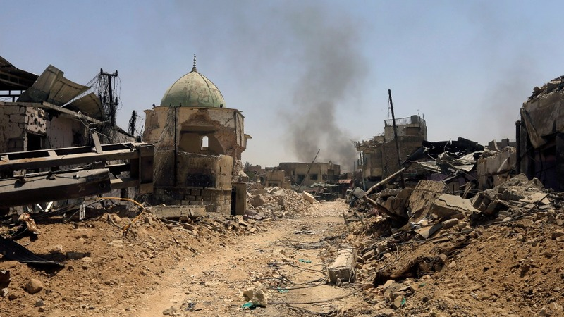 Fierce battle ahead for I.S. Mosul redoubt