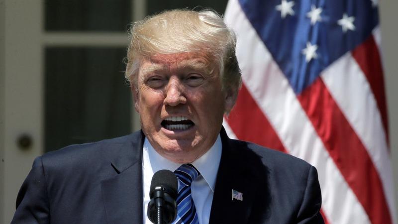 Trump mulls steep tariffs on imported steel