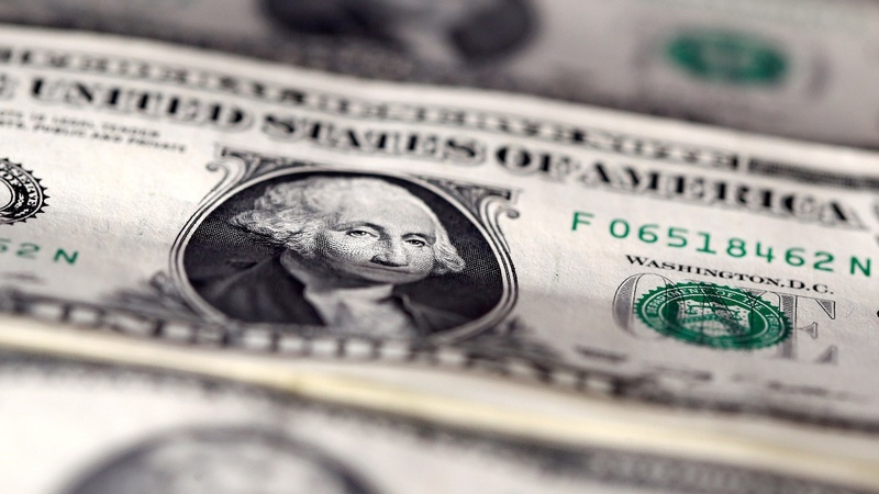 U.S. dollar suffers worst slump since 2010