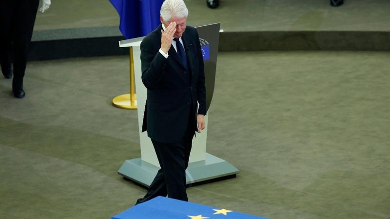 INSIGHT: EU memorial to Helmut Kohl