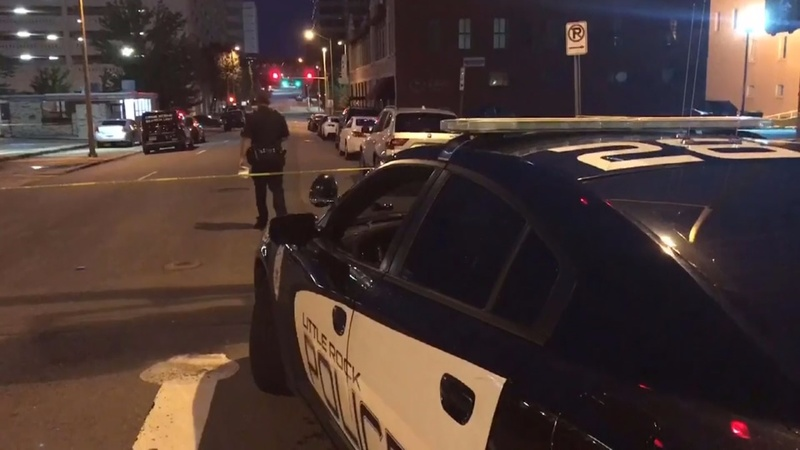At least 17 shot at Arkansas nightclub: police