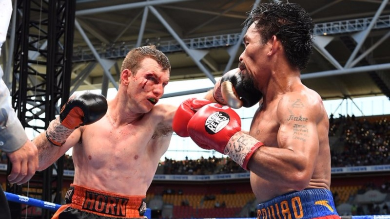 Pacquiao loses title in spectacular upset