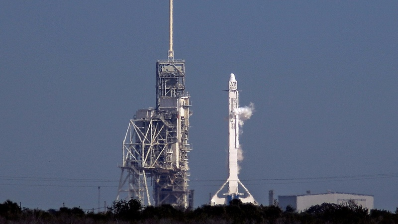 INSIGHT: SpaceX rocket launch called off