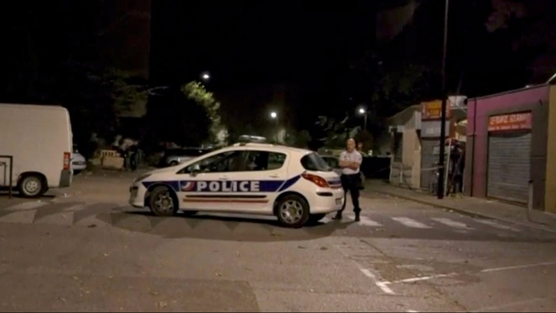 French mosque shooting wounds eight