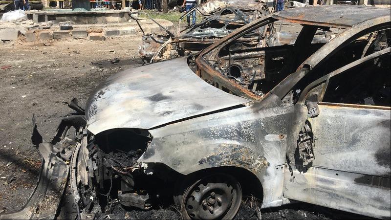 Deadly car bomb rocks Syria's Damascus