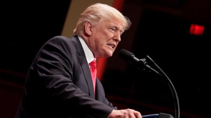 Trump talks North Korea with China and Japan