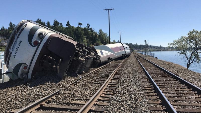 Puget Sound Amtrak derailment under investigation