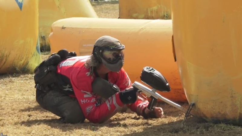 INSIGHT: Pro paintball teams battle for world cup