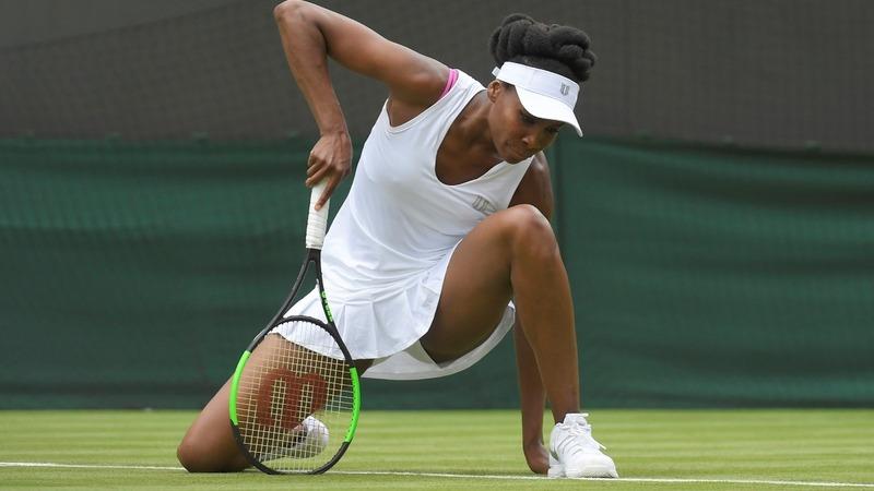 VERBATIM: Venus Williams in tears over car crash