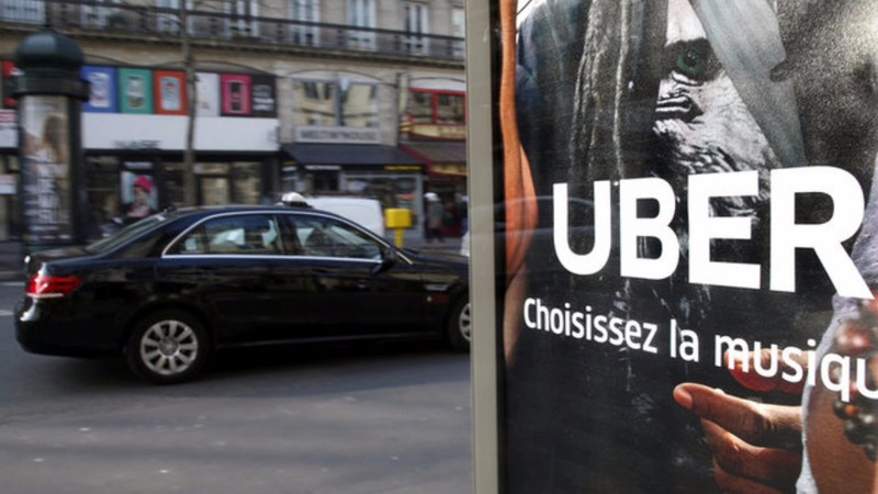New EU court blow for Uber over French taxi case