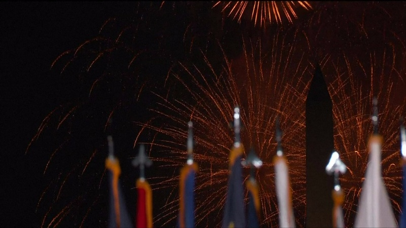 INSIGHT: Fourth of July fireworks in Washington