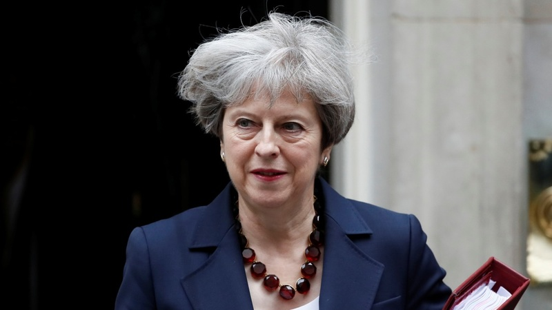 British PM's lonely struggle to stay at the top