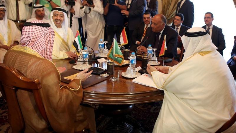 Qatar's response to demands 'negative' - Gulf states