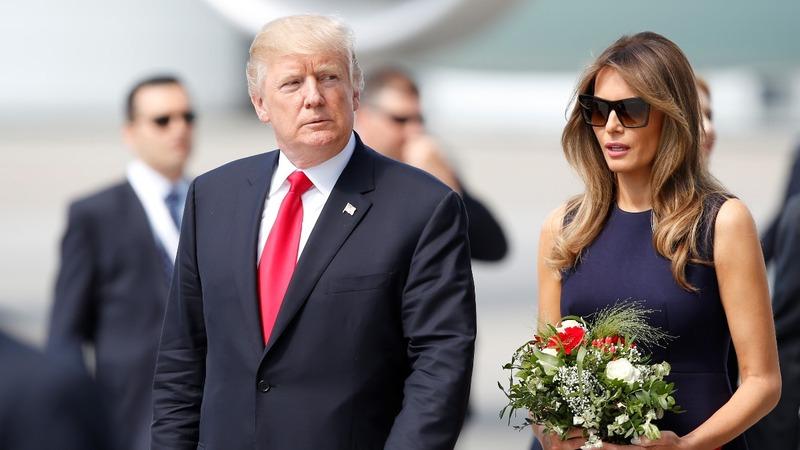 VERBATIM: Trump knocks Russia over 'destablizing activities'
