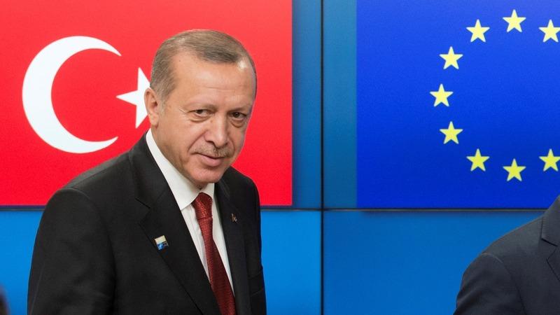 EU Parliament votes to end Turkey accession talks