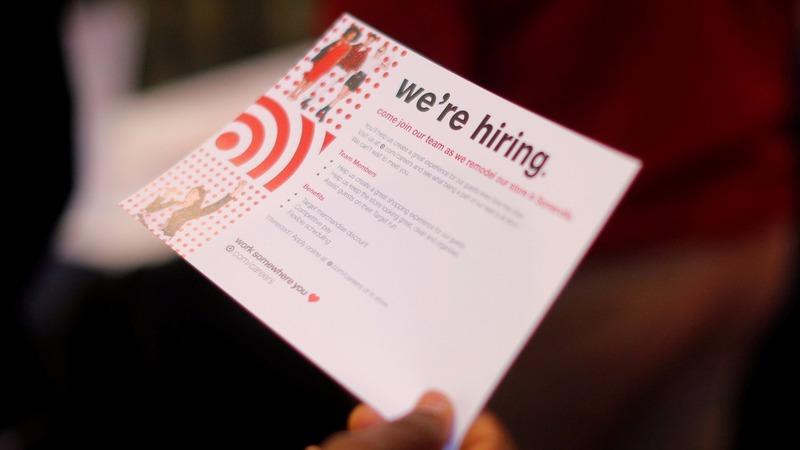 A steamy summer start for U.S. hiring