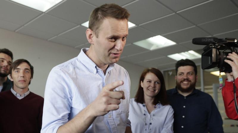 VERBATIM: Kremlin critic Navalny released