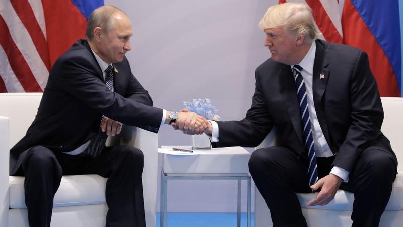 Trump pressed Putin on alleged election meddling: Tillerson